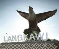 Eagle Square in Langkawi Lizenzfreie Stockfotografie