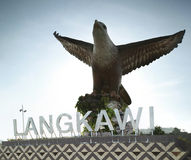 Eagle Square in Langkawi Royalty Free Stock Photography