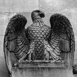 Eagle Statue imagem de stock royalty free