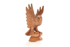 Eagle statue royalty free stock photography