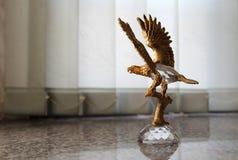 Eagle Statue Stockbild