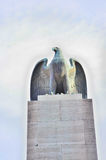 Eagle statue. Statue of eagle in Phillipsburg, Germany Stock Images