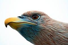 Eagle Statue Close herauf Ansicht, Langkawi Lizenzfreie Stockfotografie