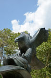 Eagle statue - East Coast Memorial, New York City Royalty Free Stock Images