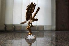 Eagle statue Stock Photos