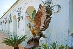 Eagle statue Royalty Free Stock Photos