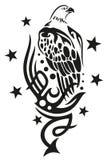 Eagle, stelle Immagini Stock Libere da Diritti