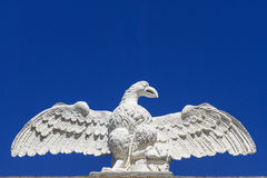 Eagle Stone Statue Stock Photography