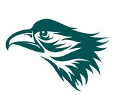 Eagle Symbol Imágenes de archivo libres de regalías
