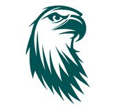Eagle symbol Obraz Stock