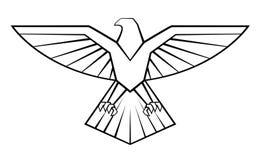 Eagle Symbol Royalty Free Stock Photo
