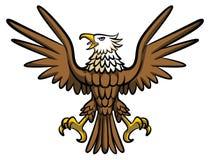 Eagle Symbol Mascot Imagen de archivo libre de regalías