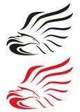 Eagle symbols or mascot Stock Photos