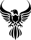 Eagle tattoo Stock Photos