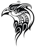 Eagle in tattoo  style Royalty Free Stock Photo