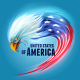 Eagle usa Stock Photography