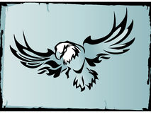 Eagle vector Stock Images