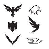 Eagle-vector Royalty-vrije Stock Afbeeldingen