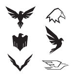 Eagle-vector vector illustratie