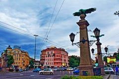 Eagles-` Brücke Sofia Bulgaria Stockbilder