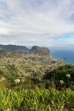 Eagles-Felsen auf der Nordküste von Madeira nahe Porto DA Cruz, Lizenzfreie Stockbilder