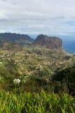 Eagles-Felsen auf der Nordküste von Madeira nahe Porto DA Cruz, Lizenzfreies Stockbild