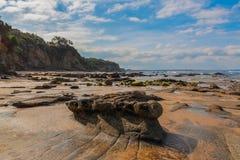 Eagles Nest beach, Victoria, Australia Royalty Free Stock Photo