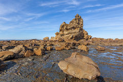 Eagles-Neststrand, Victoria, Australië Stock Afbeelding