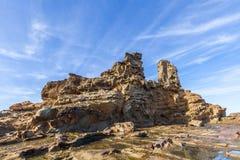 Eagles-Neststrand, Victoria, Australien Lizenzfreie Stockfotos