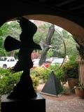 Eagles rzeźba Chris Navarro fotografia stock