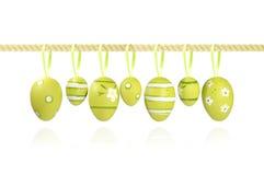 Eags de Pascua Fotografía de archivo libre de regalías