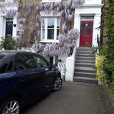 Ealing lantgårdväg Royaltyfria Bilder