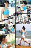 Ealthy lifestyle. fitness Stock Photos