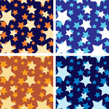 Eamless pattern. Vector illustration. Royalty Free Stock Images