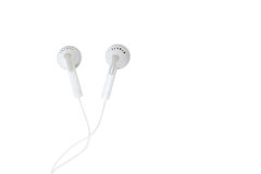 Ear buds Royalty Free Stock Image