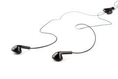 Ear buds Stock Images