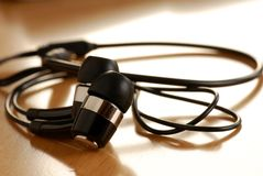 Ear buds Stock Photos