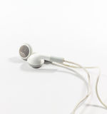 Ear buds Royalty Free Stock Photography