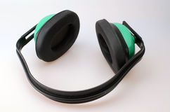 Ear Defenders Royalty Free Stock Photography