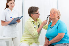 Free Ear Examination Stock Photo - 74653940