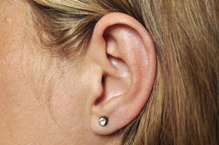 Ear Hearing Stock Photography