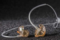 In-ear monitors Royalty Free Stock Photos