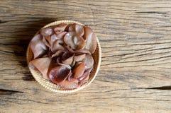 Ear mushroom Stock Photos