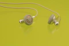 Ear phone set Stock Image