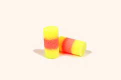 Ear Plugs Stock Photo