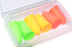 Free Ear Plugs Royalty Free Stock Images - 19953449