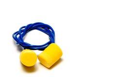 Ear Plugs Royalty Free Stock Photos