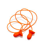 Ear plugs Stock Image