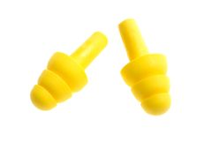 Ear plugs Stock Images