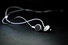 Ear pods Royalty Free Stock Photos